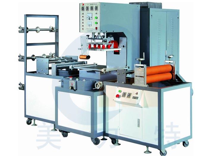 热压机图片 热压机样板图 高频机热压机 无锡熔断机热压机...