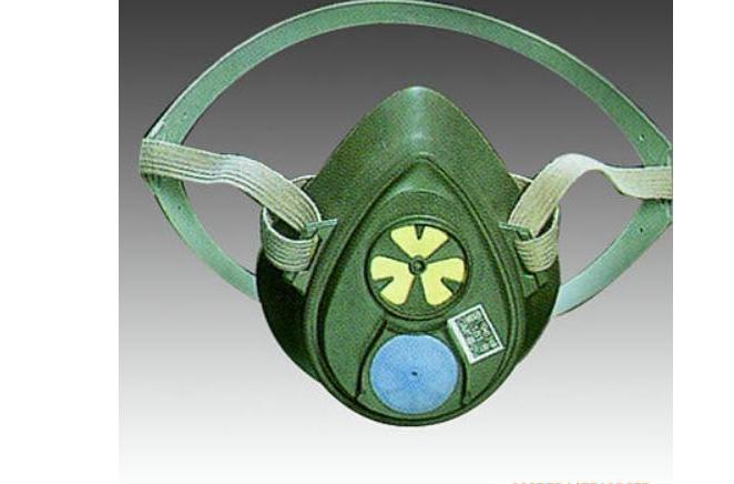 防尘防毒面具