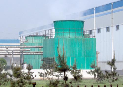 冷却塔_冷却塔供货商_供应集水型逆流冷却塔