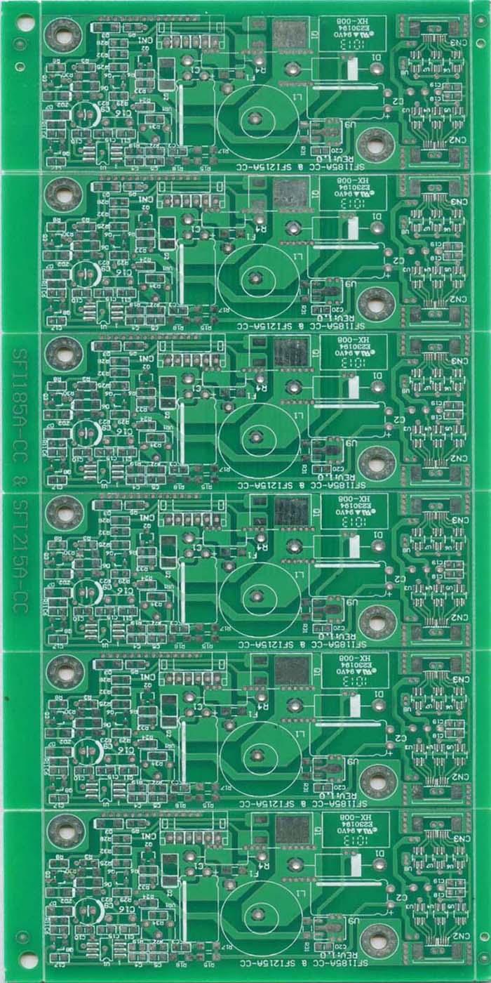 供应双面喷锡线路板,东莞双面电路板厂家