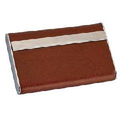 供应名片夹名片册名片包名片盒定做