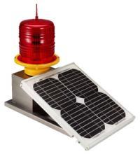 太阳能航空障碍灯