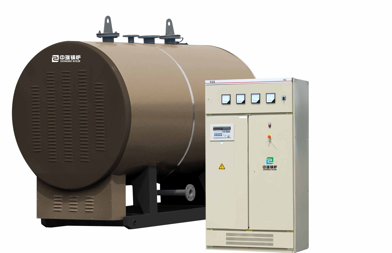 供应常压电热热水锅炉图片