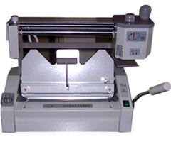 供应手动胶装机、小型胶装机、道顿DC-30桌面式胶装机