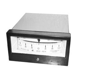 矩形模盒压力表