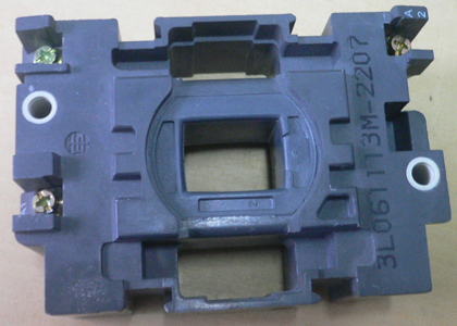 接触器图片 接触器样板图 LX1接触器线圈 乐清市灵动电器厂