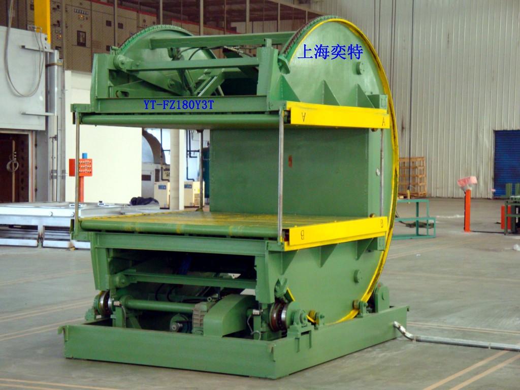 供应180度翻转机,冶金翻转机,桶料翻转机,卷料翻转机批发