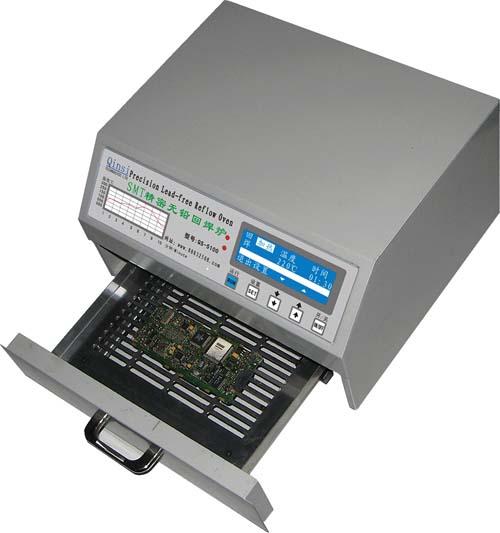供应小型台式无铅回流焊(图)图片
