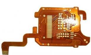 电池排线FPC软性PCB图片