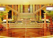 酒店楼梯图片