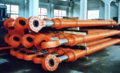 供应山东工程油缸