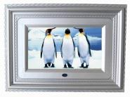 15寸多功能木制数码相框图片