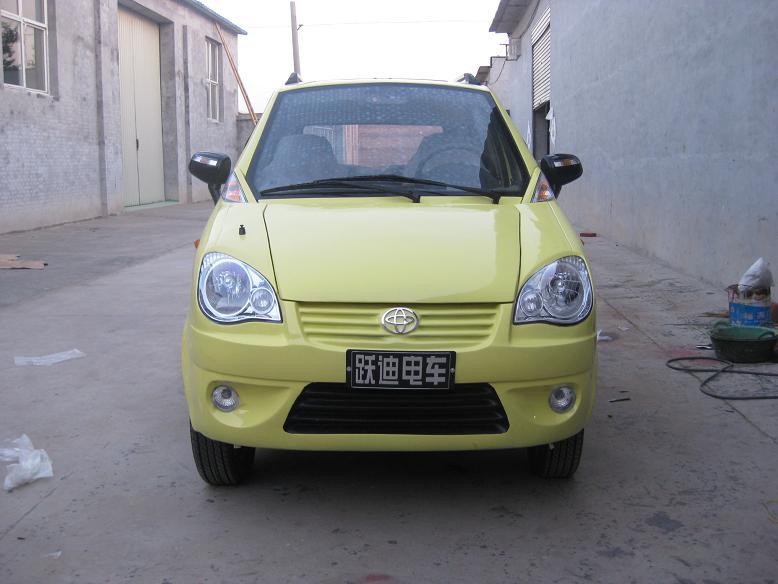 河北新宇宙电动车有限公司生产供应跃迪电动车yd a8跃迪电高清图片