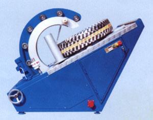 供应卧式轮胎包装机