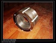 单相异步电机定转子图片