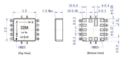 三轴加速度传感器_三轴加速度传感器供货商
