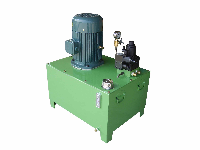 高周波机械液压站图片/高周波机械液压站样板图