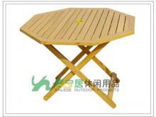 供应庭院休闲家具实木桌