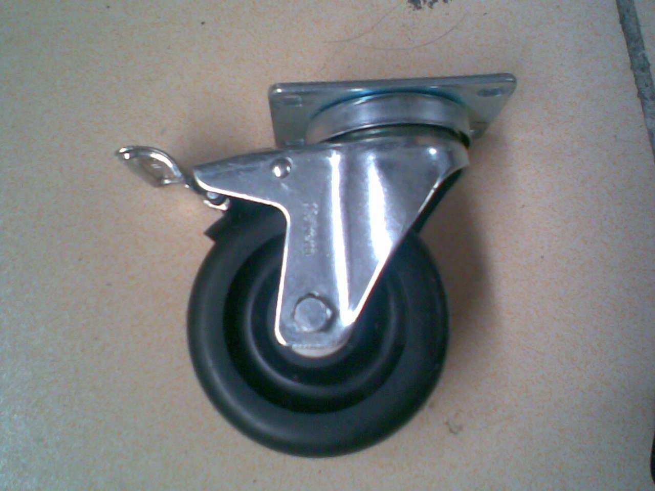 防静电脚轮图片/防静电脚轮样板图 (1)