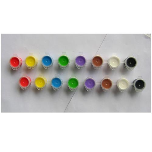 供应丙烯颜料图片