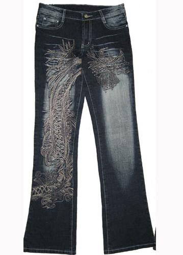 牛仔长裤图片|牛仔长裤样板图|男装牛仔长裤-广州