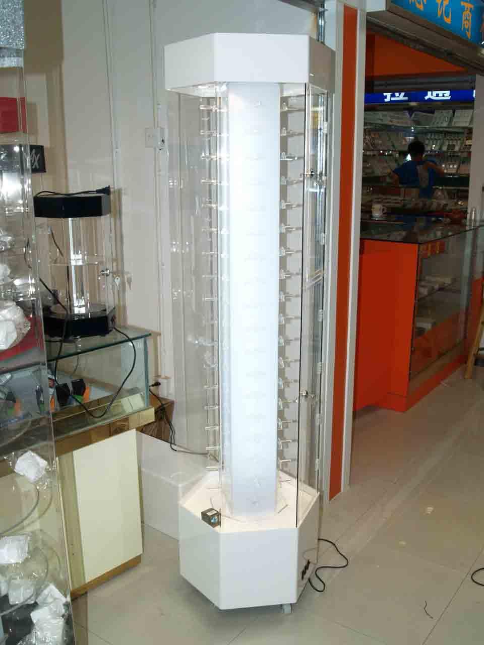 广东深圳有机玻璃展示台生产供应商 供应有机玻璃展示台图片