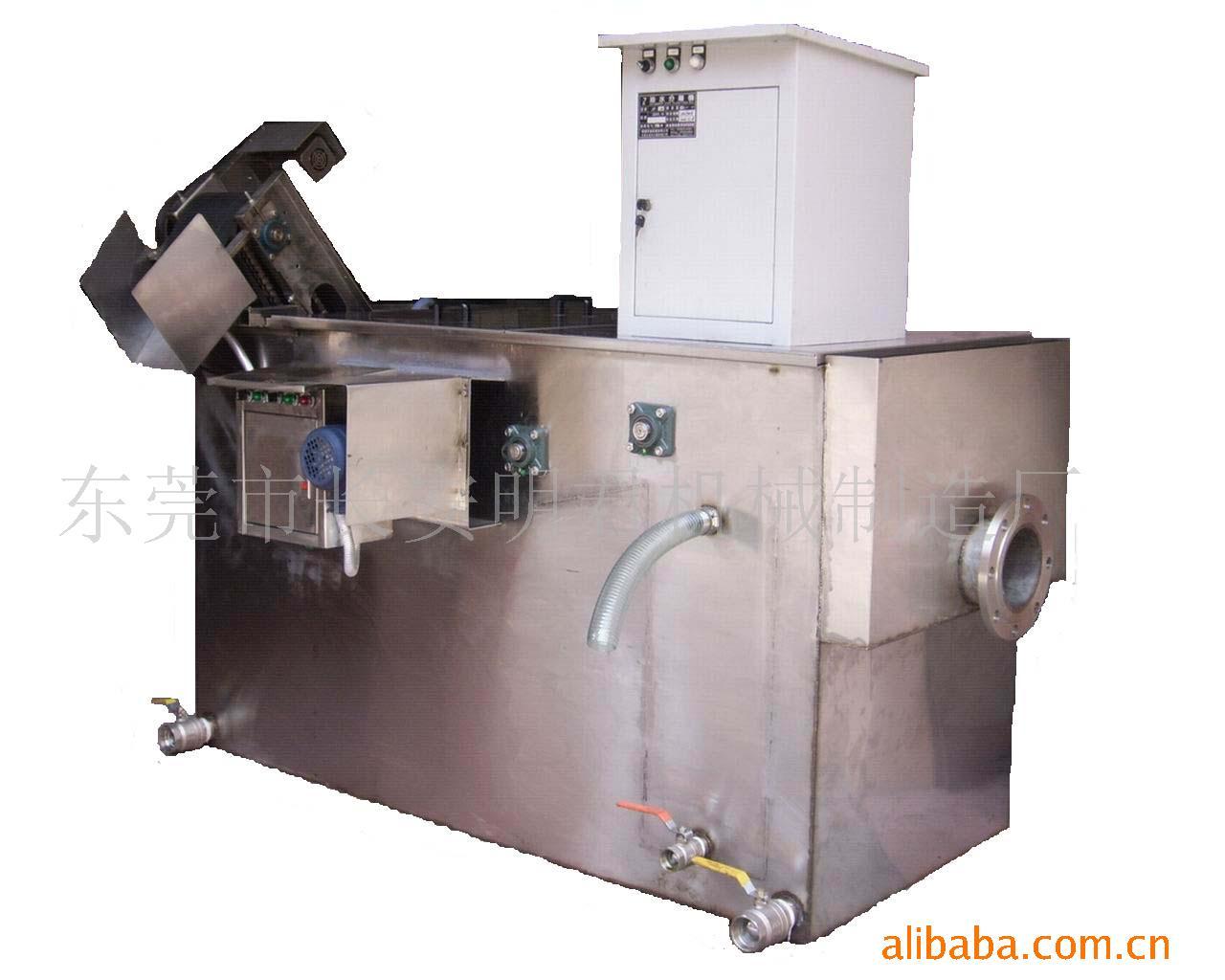 供应污水处理设备除油除渣机