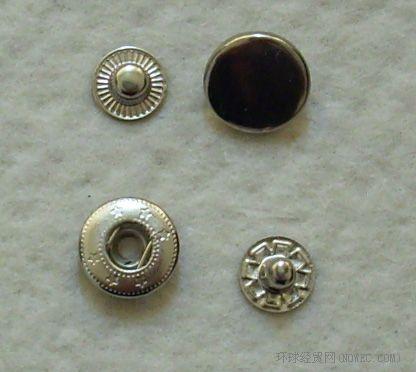 供应用于的铜四合扣 铁四合扣 金属四合扣