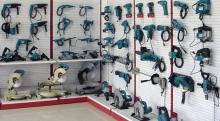 名牌电动工具