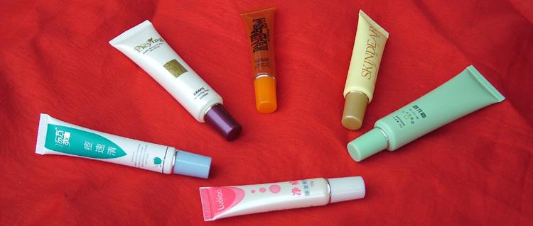 供应陕西优质有色化妆品30克塑料软管厂家 软管定制 软管包装价格批发