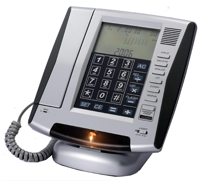 供应迷你时尚多功能触摸屏电话机/固定电话机批发
