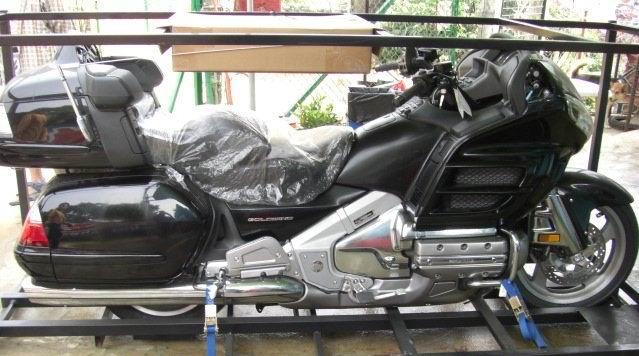 本田_本田供货商_出售摩托车本田金翼图片