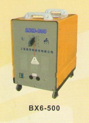 供应bx6-500动抽头式交流电焊机