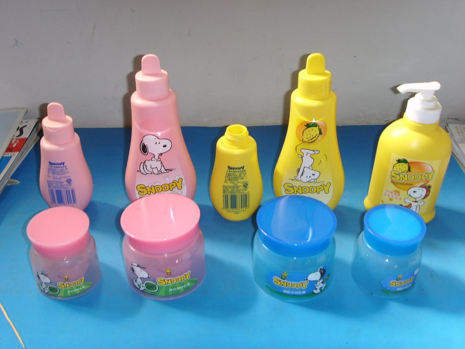 儿童瓶子手绘画