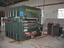 供应竹地板设备竹地板压机
