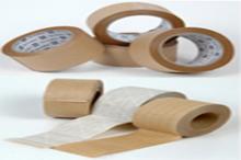 供应用于贵重物品包装的高温牛皮纸胶带