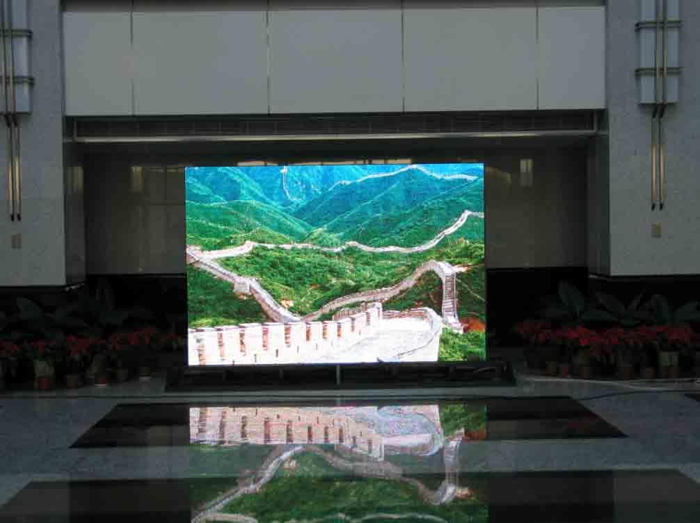 兰州LED显示屏 兰州LED电子显示屏 LED电子屏厂家报价图片