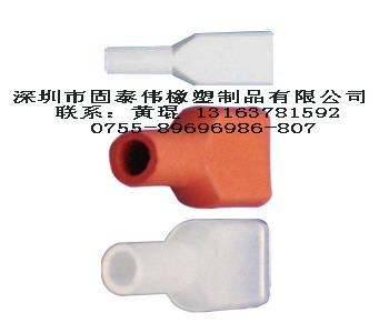 供应187、250直型旗型硅胶端子套批发