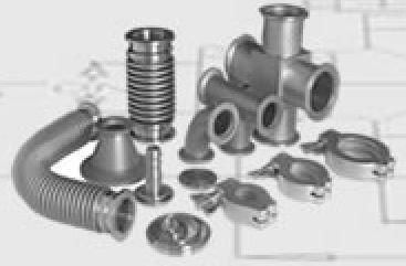 供应各类进口及国产真空配件批发