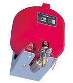 厂家直销供应  30L定温型悬挂式气体灭火装置  全国厂家批发   零售  安装