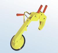 供应车轮锁石家庄车轮锁保定车轮锁太原车轮锁