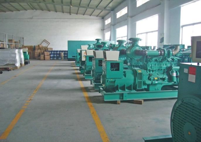 供应柴油发电机组,广州康海机电