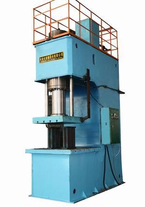 单柱液压机_单柱液压机供货商图片