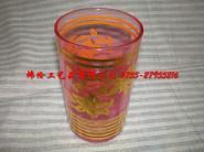 喷色烫金8OZ杯图片