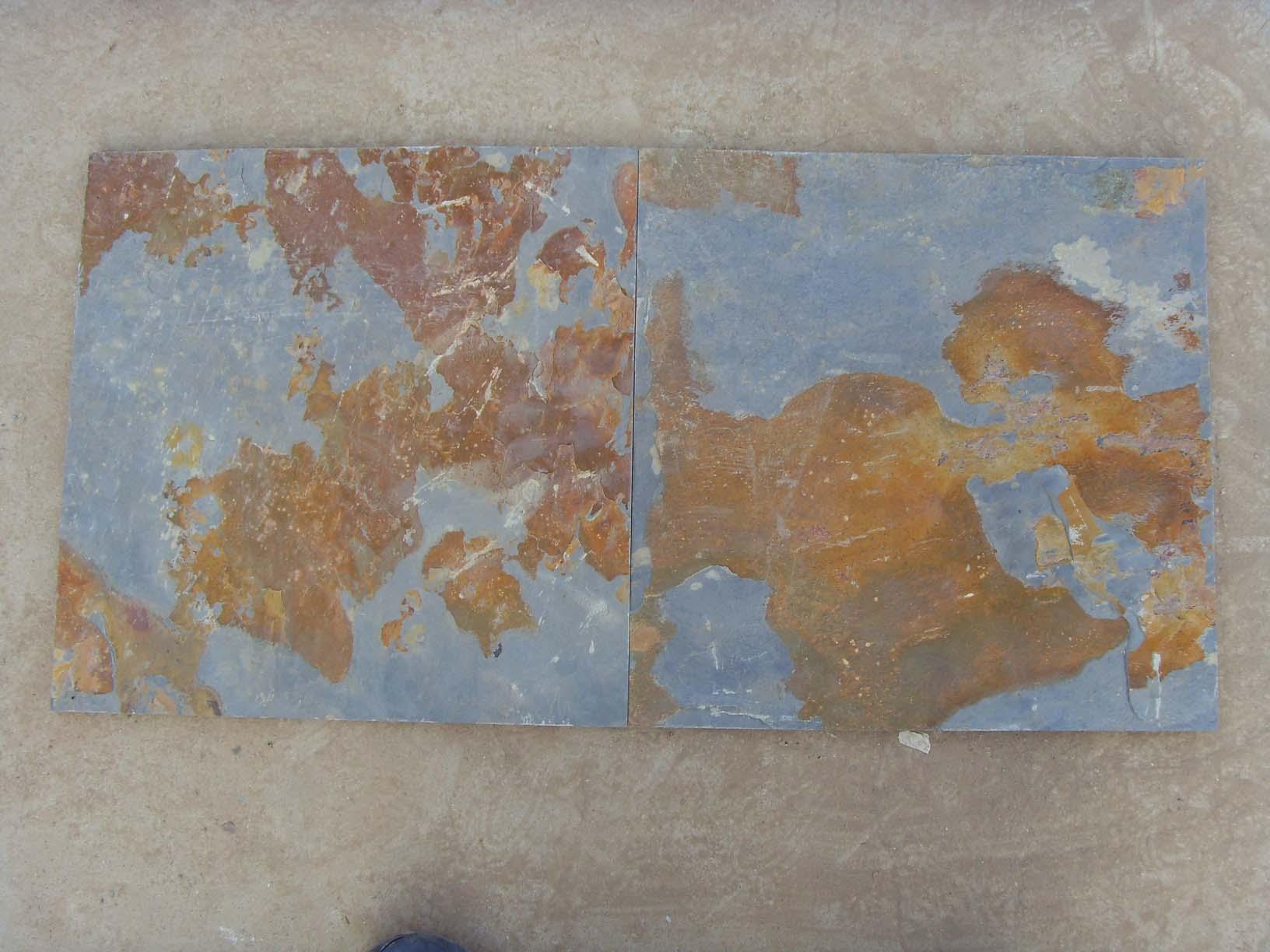 供应锈色板岩1