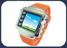 供应MP4手表-橙