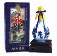 供应十二年陈酿青花郎酒
