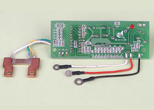 供应单相电能表电路板