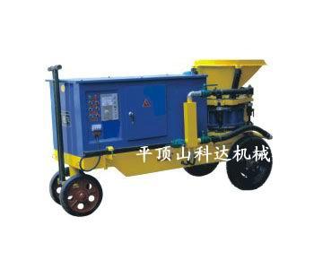 供应混凝土喷射机(潮湿两用喷浆机及配件平顶山科达