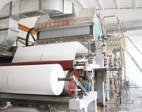 供应造纸机械高速卫生纸机批发